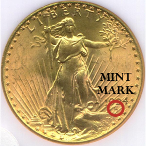 find mint marks