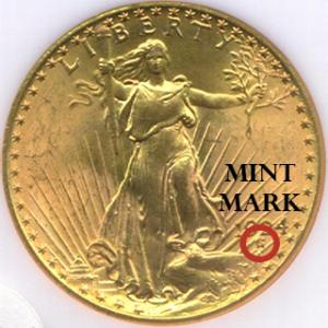 find mint marks